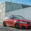 Video : SF-08 vs. BMW M3 (F80)